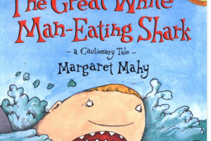 Book #16: The Great White Man-Eating Shark