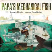 Papa's Mechanical Fish -- cover