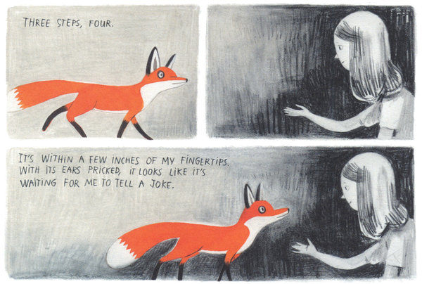 Jane the fox and me -- fox