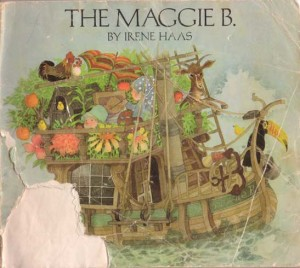 The Maggie B -- cover