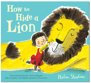 how to hide a lion -- cover