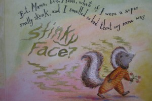 Book #212: I Love You, Stinky Face