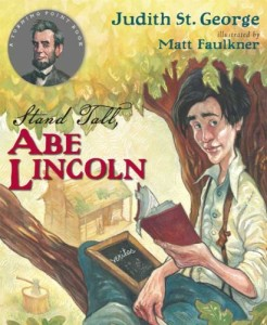 Stand Tall Abe Lincoln -- cover