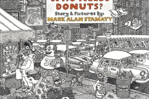 Book #202: Who Needs Donuts