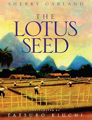 The Lotus Seed -- cover